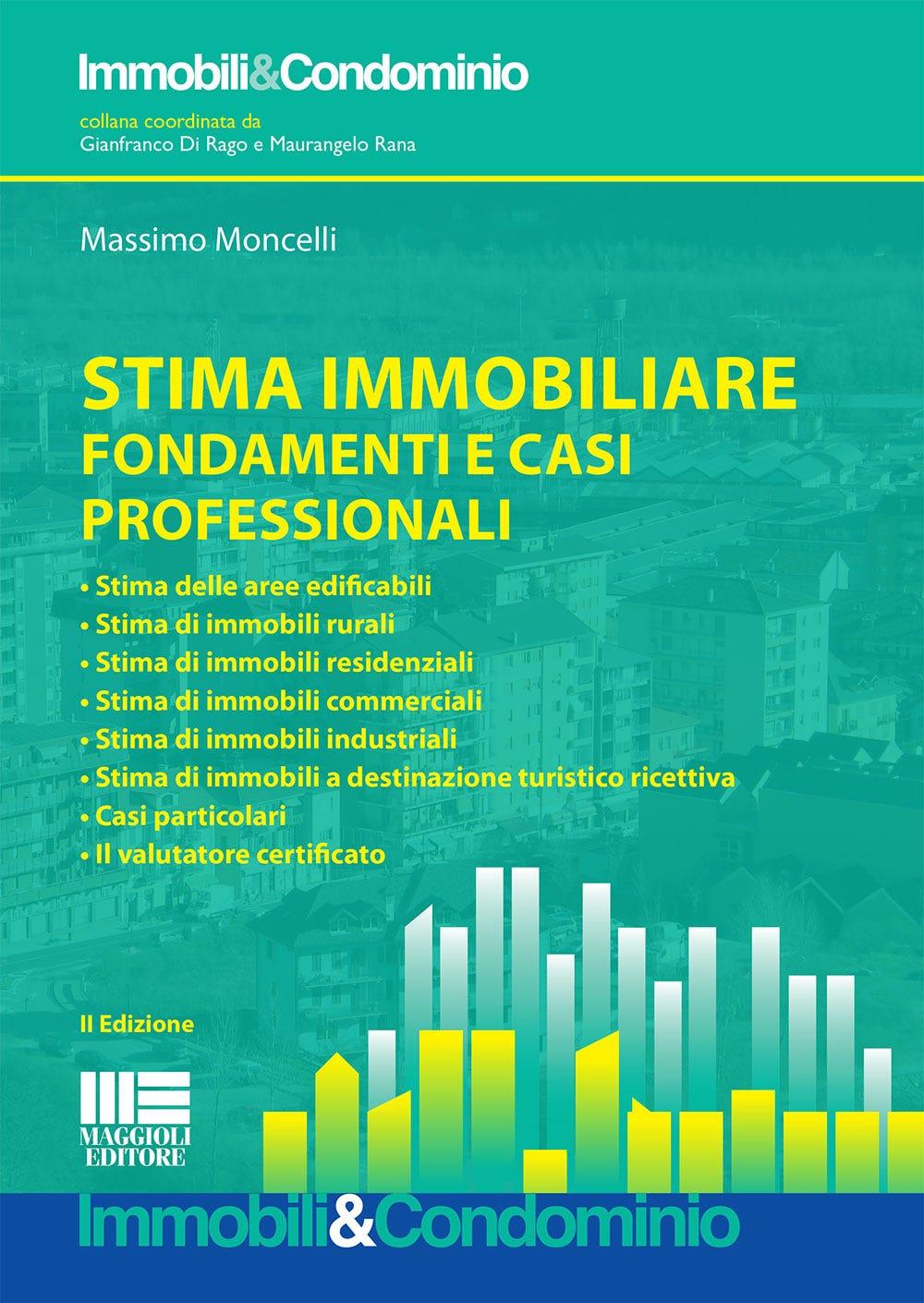 403d479904 Stima immobiliare - Maggioli Editore