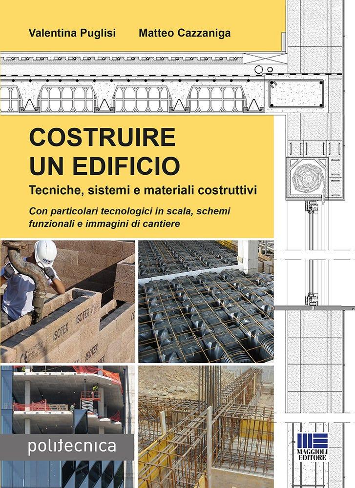 Costruire un edificio - Maggioli Editore