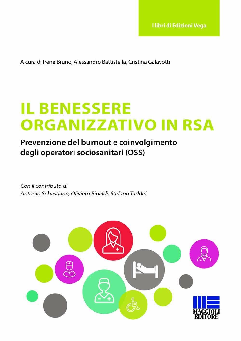Il Benessere Organizzativo In Rsa Maggioli Editore