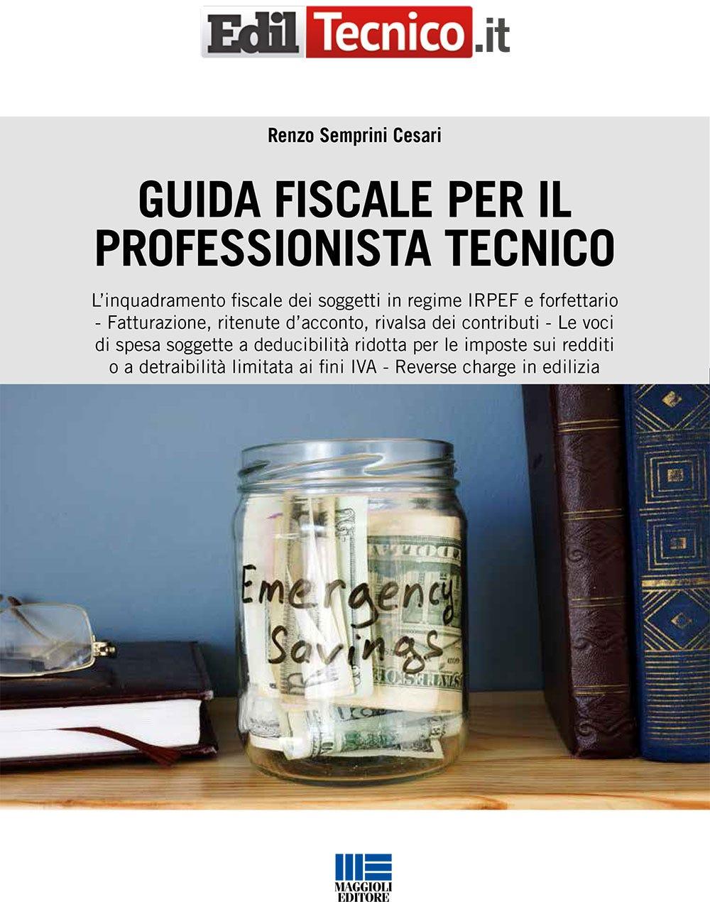 Guida fiscale per il professionista tecnico