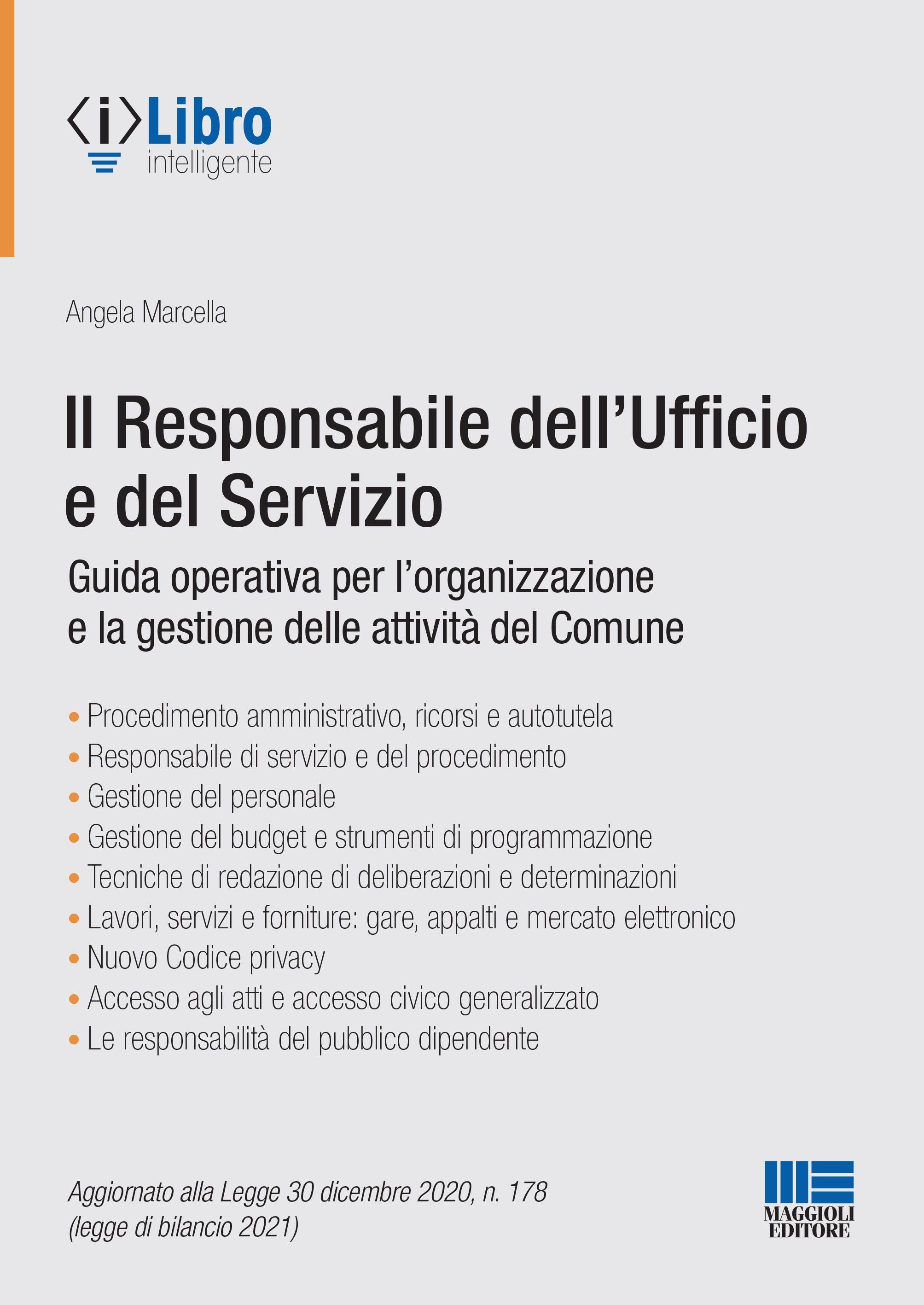 Il Responsabile dell�Ufficio e del Servizio