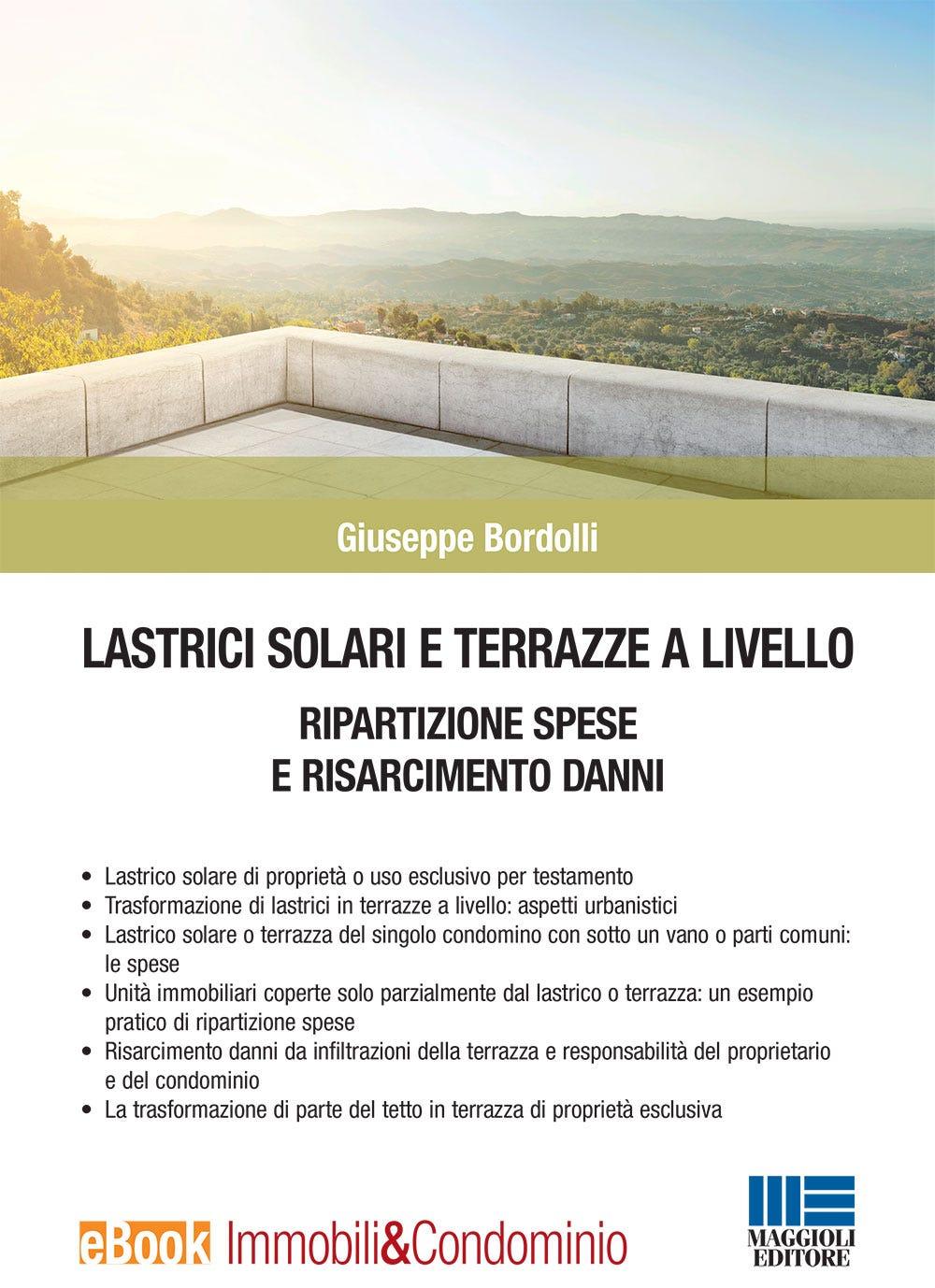 Lastrici Solari E Terrazze A Livello
