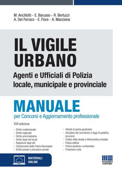 Il Vigile urbano