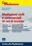 Mediazioni civili e commerciali 30 casi di successo