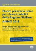 Nuovo prezzario unico regionale per i lavori pubblici della Regione Sicilia
