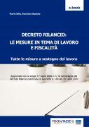 DECRETO RILANCIO: LE MISURE IN TEMA DI LAVORO E FISCALITA' - eBook