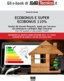 Ecobonus e Super Ecobonus 110% - e-Book in pdf