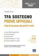 Tfa sostegno Prove Ufficiali Test di accesso dei primi 4 cicli