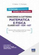 Concorso a cattedra - Matematica e Fisica CLASSI A20 - A26 - A27