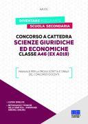 Concorso a cattedra - Scienze giuridiche ed economiche Classe A46 (ex A019)