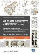 Kit esame Architetto e Ingegnere (SEZ. A-B) per l'esame di abilitazione