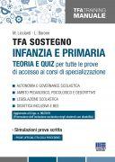 TFA Sostegno Infanzia e primaria - Teoria e Quiz per tutte le prove di accesso ai corsi di specializzazione