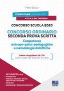 Concorso Scuola 2020 - Concorso ordinario Seconda prova scritta Competenze antropo-psico-pedagogiche e metodologie didattiche