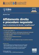 Affidamento diretto e procedure negoziate