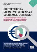Gli effetti della normativa emergenziale sul bilancio d'esercizio