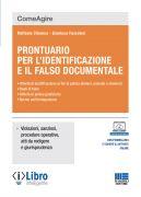 Prontuario per l'identificazione e il falso documentale