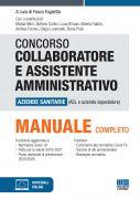 Concorso Collaboratore e Assistente amministrativo Aziende sanitarie (ASL e Aziende ospedaliere)
