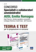 Concorso Specialisti e Collaboratori amministrativi AUSL Emilia Romagna - Kit completo