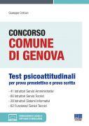 Concorso Comune di Genova Test psicoattitudinali per prova preselettiva e prova scritta