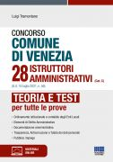 Concorso Comune di Venezia 28 Istruttori amministrativi (Cat. C) (G.U. 16 luglio 2021, n. 56)