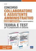Concorso Collaboratore e Assistente amministrativo Aziende Sanitarie (ASL e aziende ospedaliere) - Kit