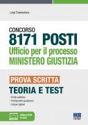 8171 Posti Ufficio per il processo Ministero Giustizia - Prova scritta