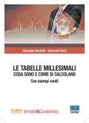 Le tabelle millesimali -  Cosa sono e come si calcolano